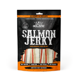 Absolute Holistic Oven Baked Grain Free Air Dried Salmon Jerky Treats