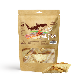 [Buy2Free1] Absolute Bites Freeze Dried Treats (Codfish) for Dogs & Cats (50g)