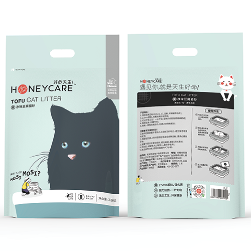 Honeycare Tofu Cat Litter (6L)