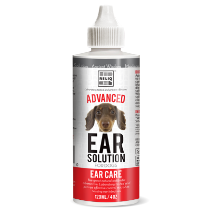 Reliq Advanced Ear Solution (120ml)