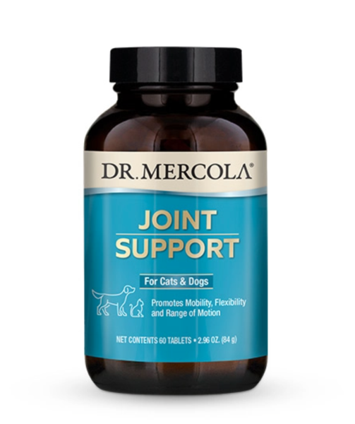 Dr. Mercola's Joint Support for Pets (Dogs & Cats) 60 tablets