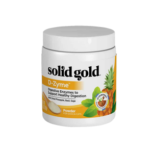 Solid Gold D-Zyme Powder (6oz)