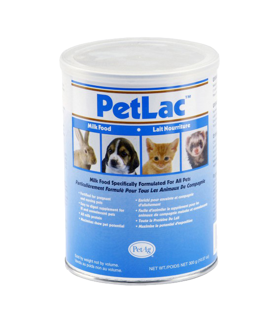 [99300] PetAg Petlac Powder for Pets (300g)