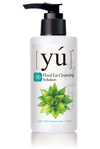 YU Oriental Natural Herbs Floral Ear Cleansing Solution for Dogs (175ml)