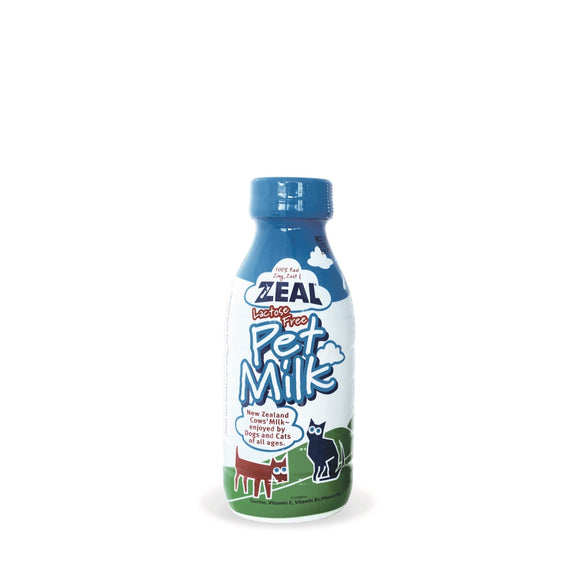 Zeal Lactose Free Pet Milk (380ml)
