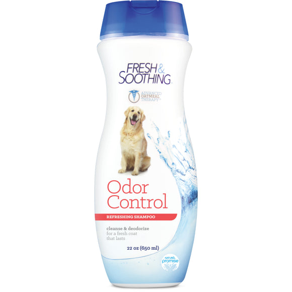[FSOCSH22Z] Naturel Promise Fresh & Soothing Odor Control Refreshing Shampoo For Pets (22 fl.oz)