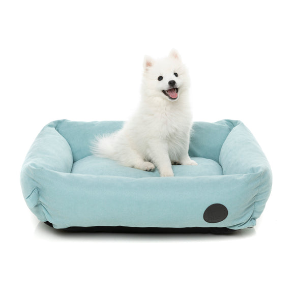 Fuzzyard The Lounge Bed for Pets (Powder Blue) 3 sizes