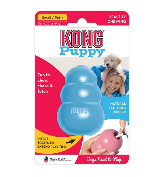 KONG® Puppy (4 sizes/2 colors)