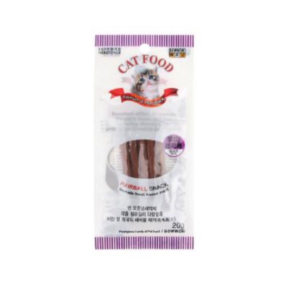[BW2031] Bow Wow Cat Lamb Jerky Treats for Dogs (20g)