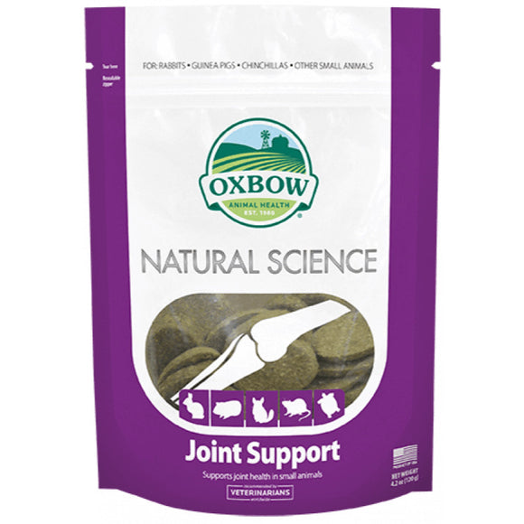[O322] Oxbow Natural Science Joint Support (120g)