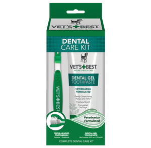 [VB-0528] Vet's Best Dental Care Kit
