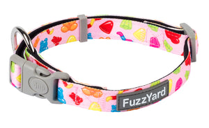 FuzzYard Jelly Bears Collar (3 sizes)