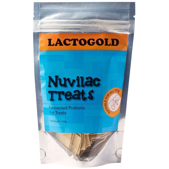 Lactogold Nuvilac Fermented Probiotic Treats
