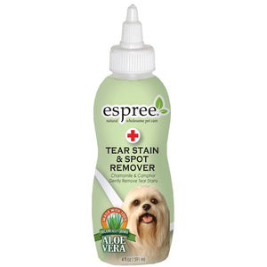 Espree Tear Stain & Spot Remover for Dogs & Cats (118ml)