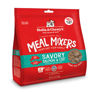 Stella & Chewy's Savory Salmon & Cod Meal Mixers(2 sizes)