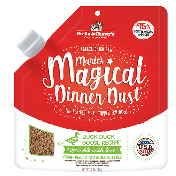 [SC-MMDDD-7] Marie's Magical Dinner Dust Duck Duck Goose (7oz)