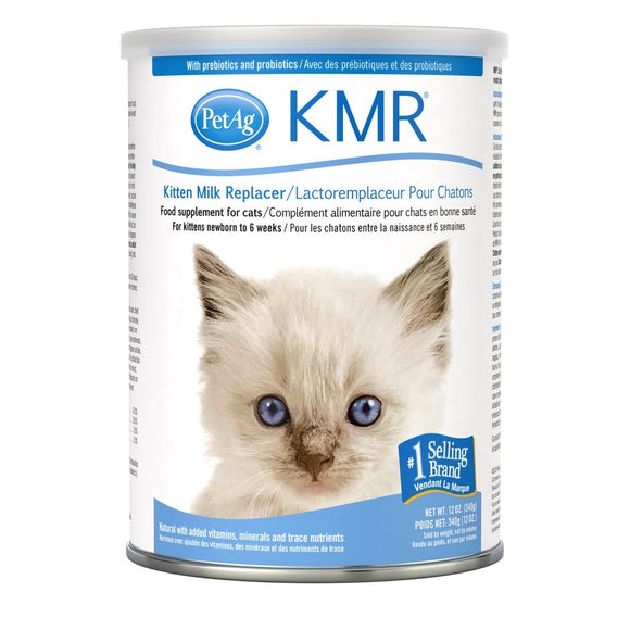 PetAg KMR Powder for Cats (2 sizes)