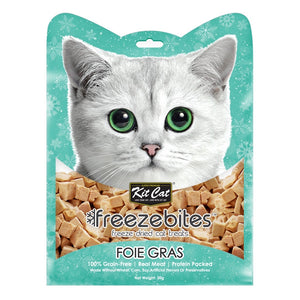 Kit Cat Freeze Bites Treats (Foie Gras) 15g