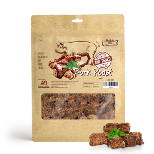 Absolute Bites Pork Roast Treats for Dogs (2 sizes)