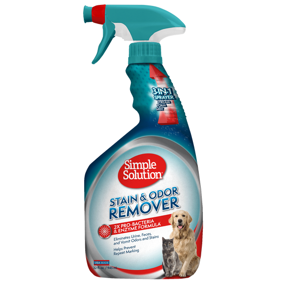 Simple Solution Pet Stain and Odor Remover  (2 sizes)