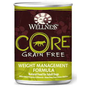 [WN-CanCoreWeightMgt] Wellness Core Grain Free Weight Management Canned Dog Food (12.5oz)