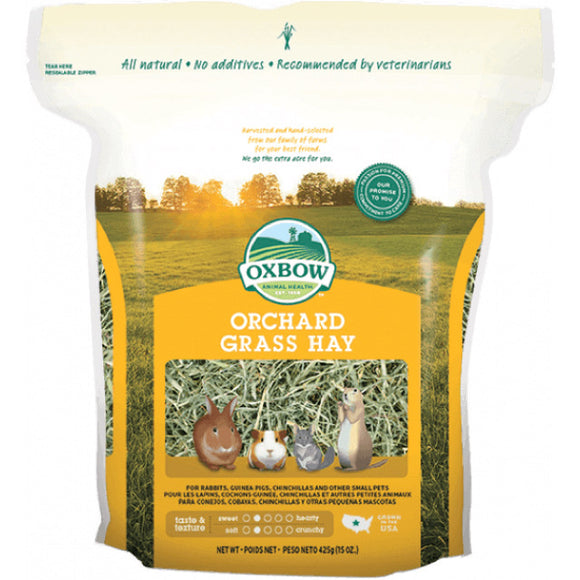 Oxbow Orchard Grass Hay (2 sizes)