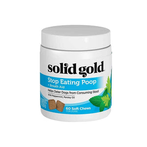 Solid Gold Stop Eating Poop Soft Chew