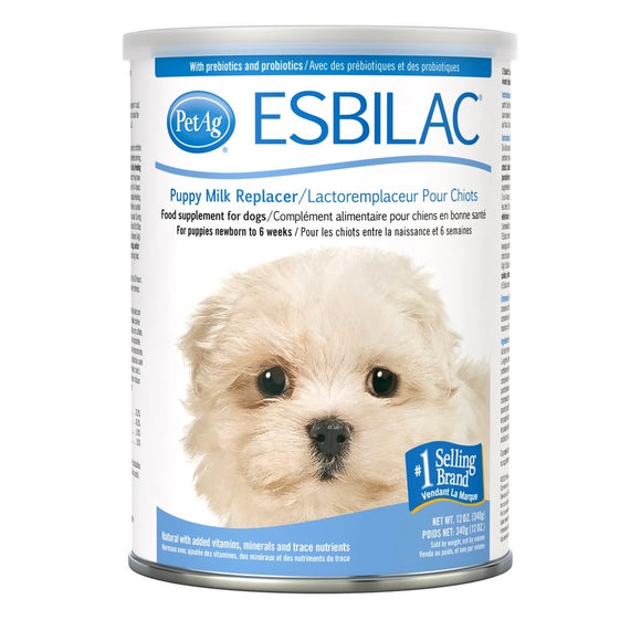 [99500] PetAg Esbilac Puppy Milk Replacer (12oz)