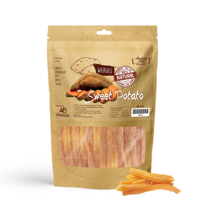 Absolute Bites Air Dried Treats (Sweet Potato) for Dogs (2 sizes)