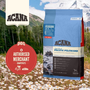Acana Singles Pacific Pilchard Dry Food for Dogs (4 sizes)