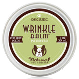 Natural Dog Company WRINKLE BALM Organic Healing Balm (3 sizes)