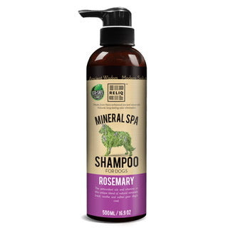 Reliq Mineral Spa Shampoo for Dogs (Rosemary) 500ml