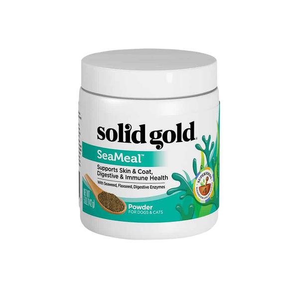 Solid Gold SeaMeal Powder (5oz)