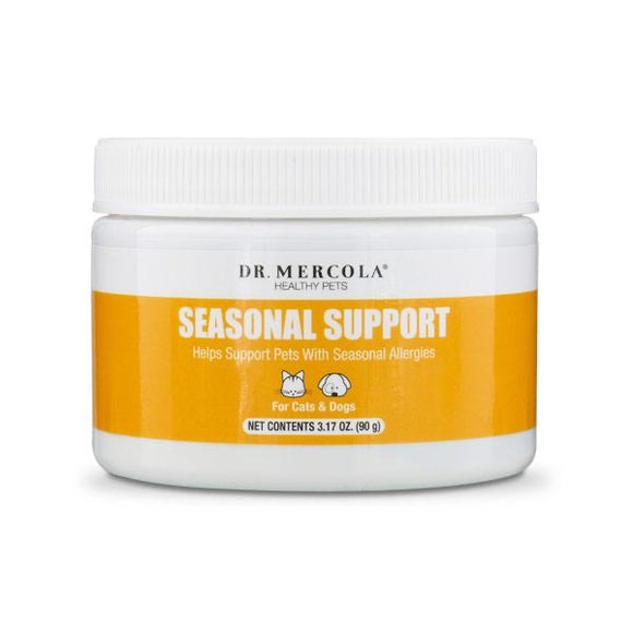 Dr. Mercola's Seasonal Support for Pets (90g)