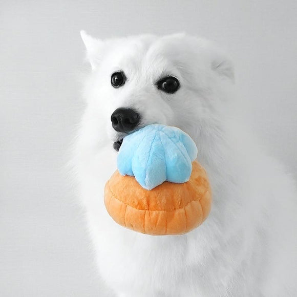 Gem Biscuit Squeaker Chew Toy