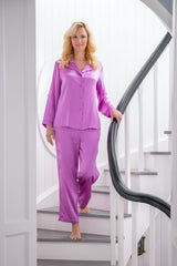 Silk Pajama Set