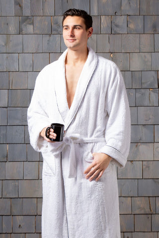 MENS TERRY ROBE