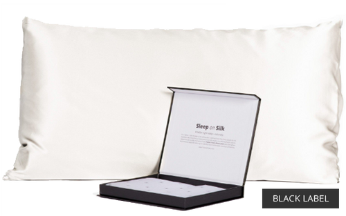 Mega Menu 30MM Silk Pillowcase