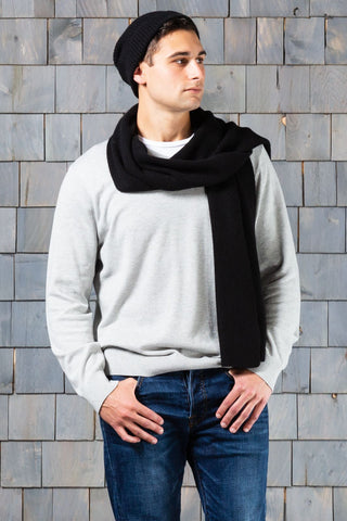 mens cashmere set