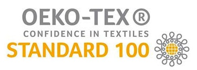 Fishers Finery had to obtain an OEKO-TEX Standard 100 certification for their textiles—a leading consumer safety test in the textile industry.