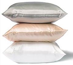 Fisher's Finery Silk Pillowcases