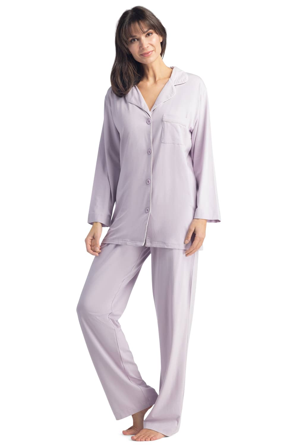 Women's Original EcoFabric™ Full Length Pajama Set with Gift Box