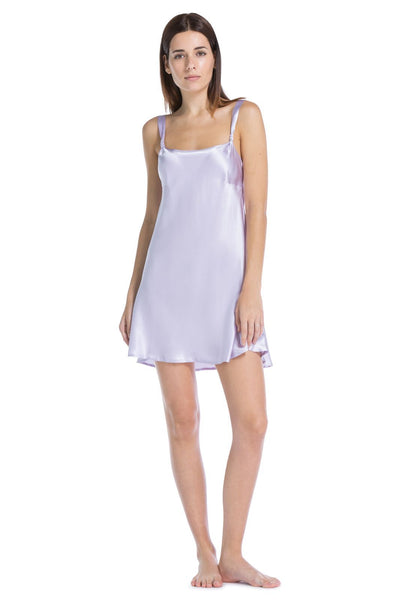 Fishers Finery Women's 100% Mulberry Silk Chemise