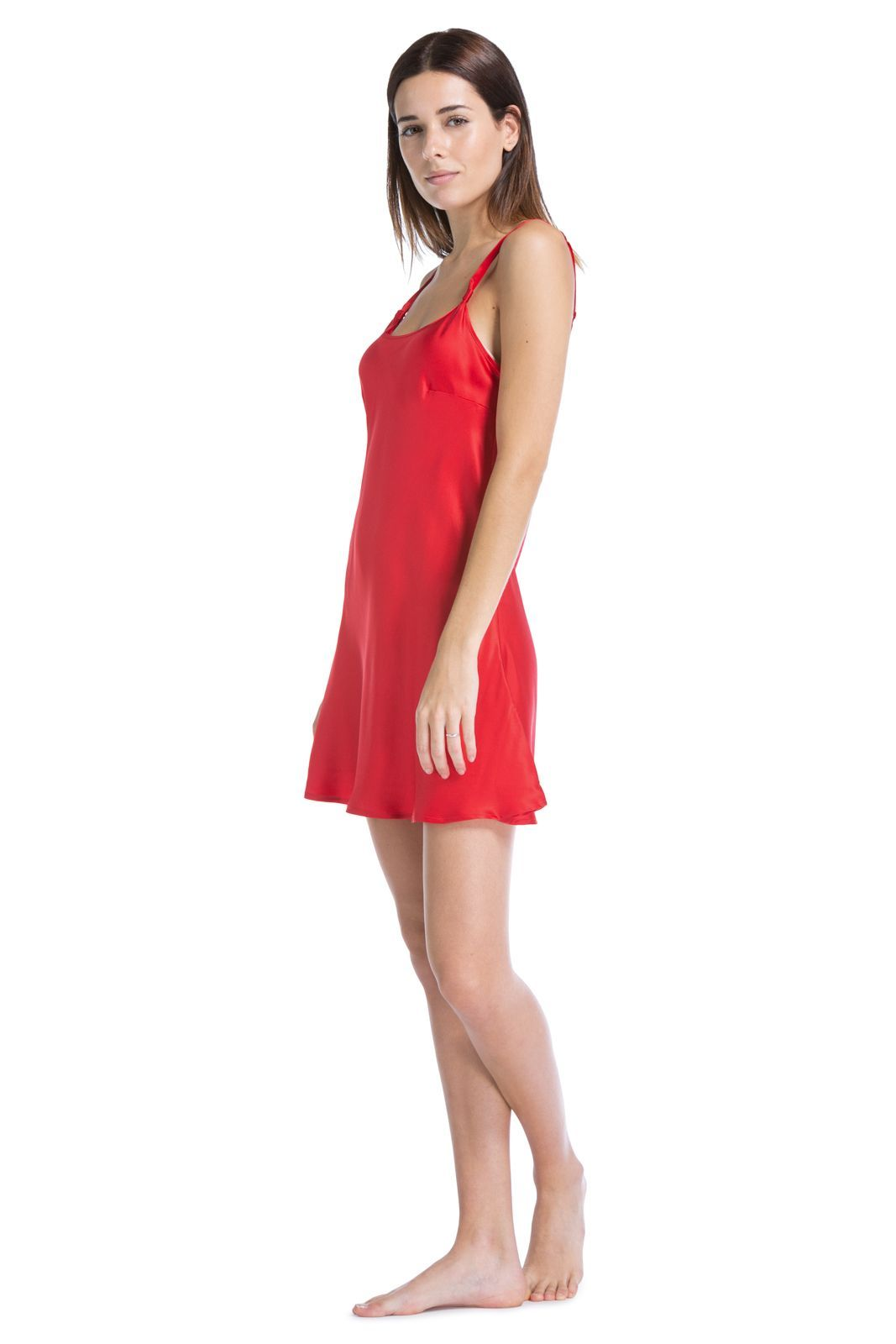 2c870f581ea Fishers Finery Women s 100% Mulberry Silk Chemise