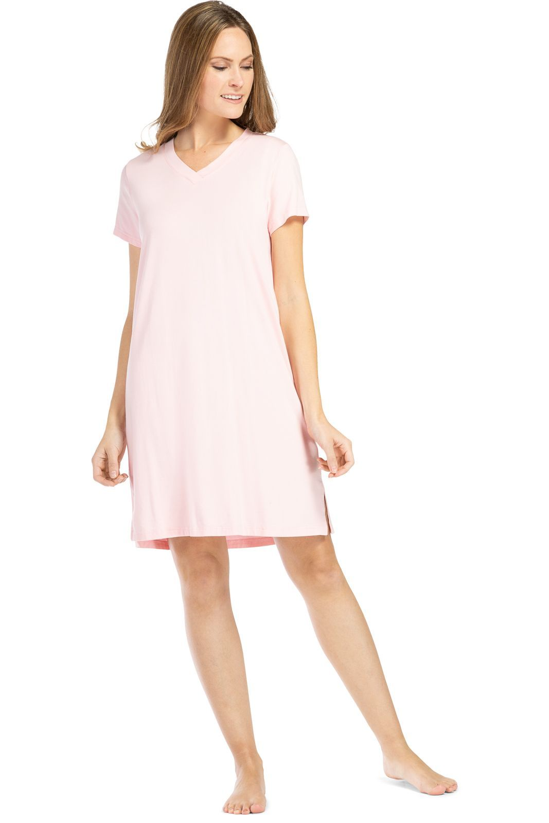 Women's EcoFabric™ Sleep Shirt / Nightgown - Fishers Finery