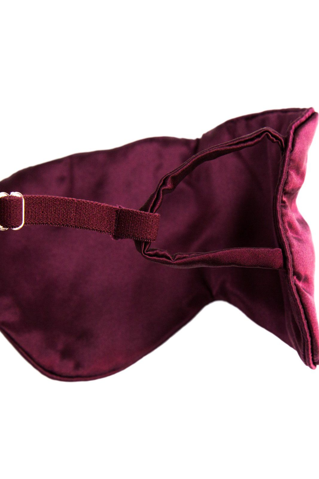 100% Pure Mulberry Silk Sleep Mask: 25 Momme