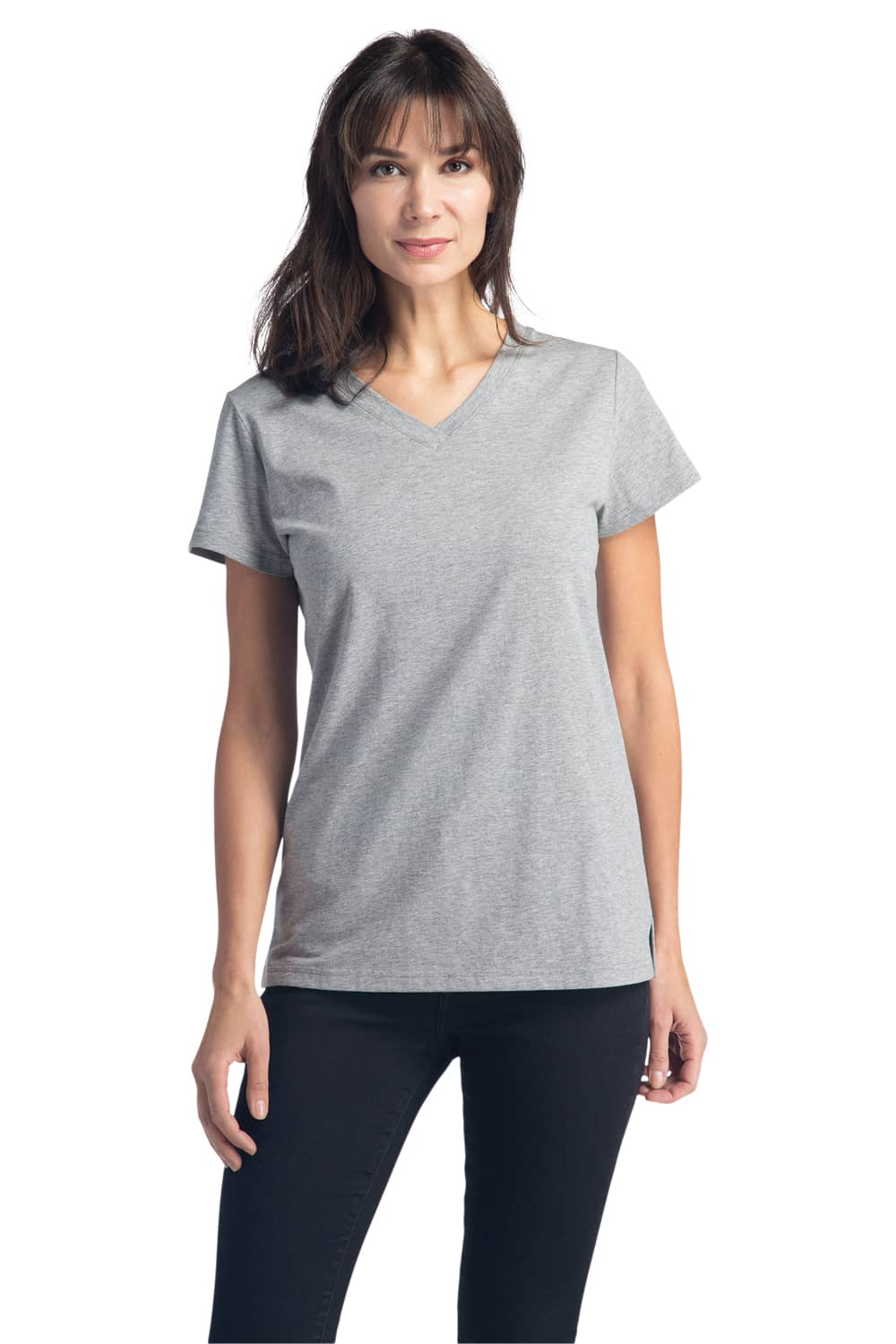Women's Classic Fit EcoFabric™ V-Neck Tee