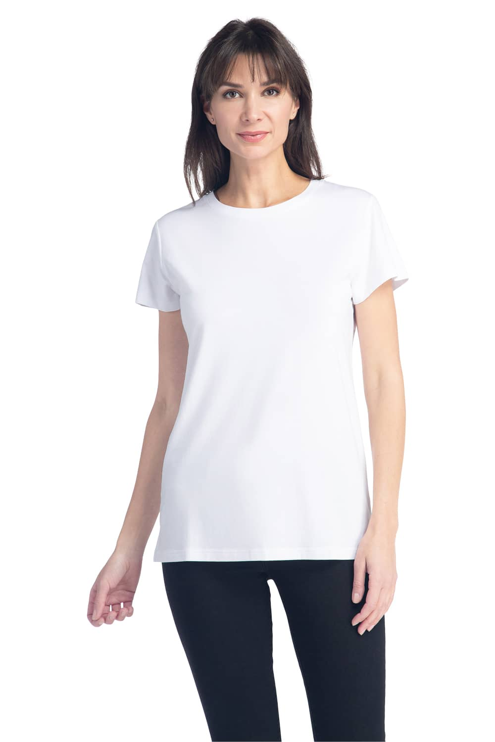 Women's Classic Fit EcoFabric™ Crew Neck Tee - Fishers Finery
