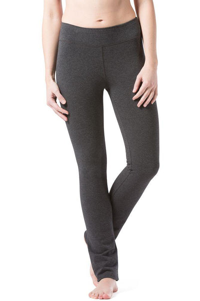 Fishers Finery Women's EcoFabric™ Straight Leg Yoga Pant