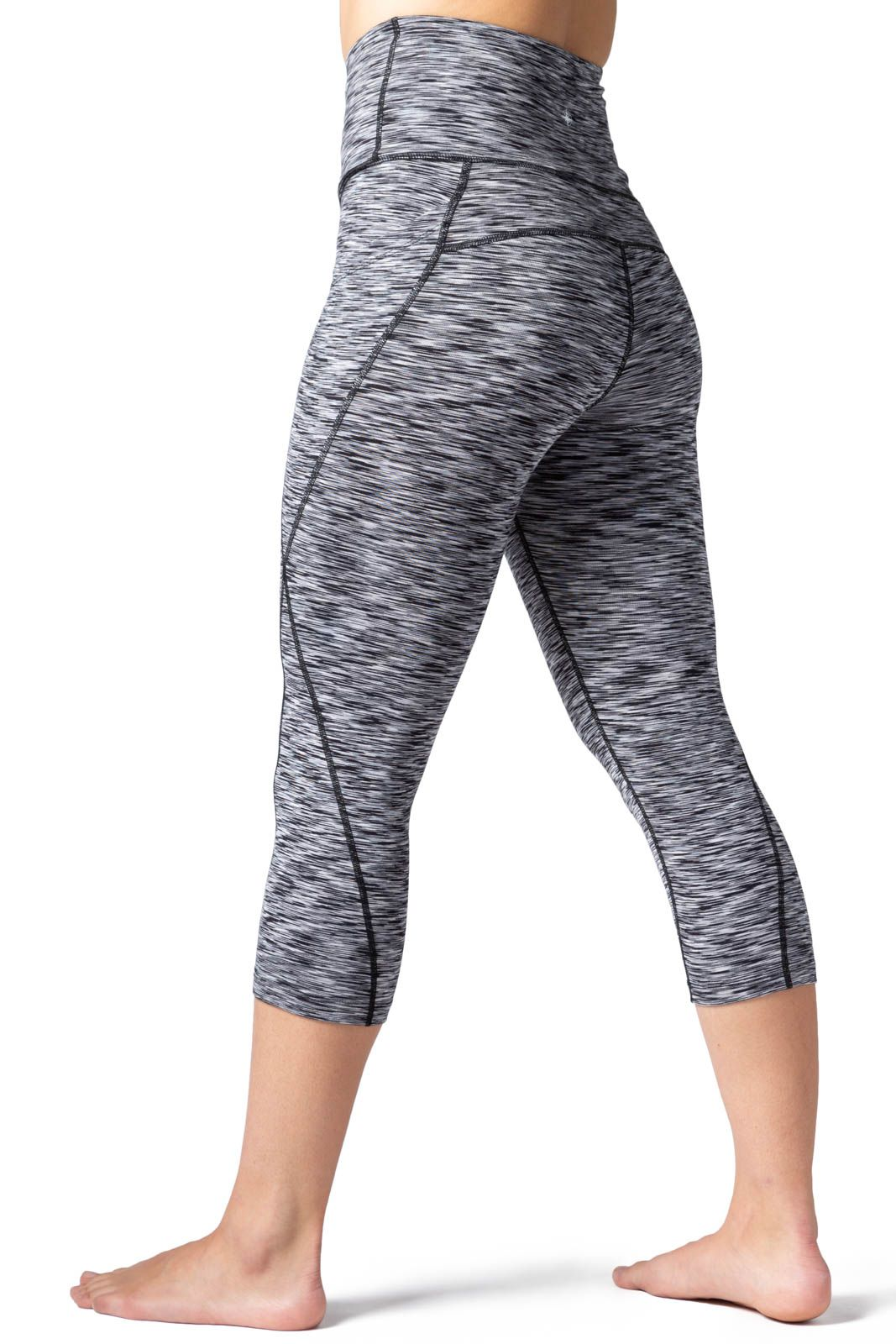 "Women's EcoFabric™ Active 18"" Workout Capri - Fishers Finery"